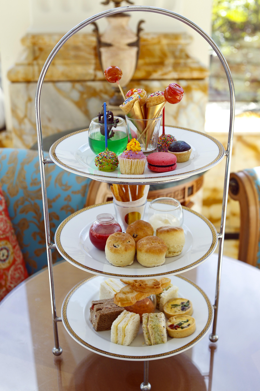 Palazzo Versace's new Little Fashionistas High Tea – LATTE Luxury ...