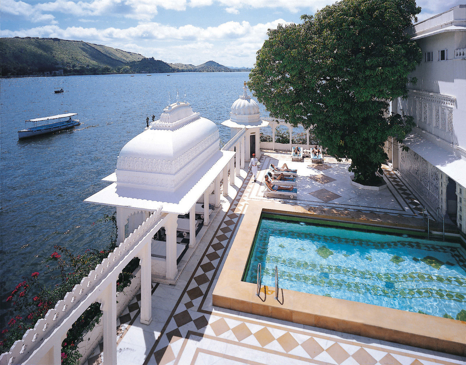India By Land And Sea Latte Luxury News