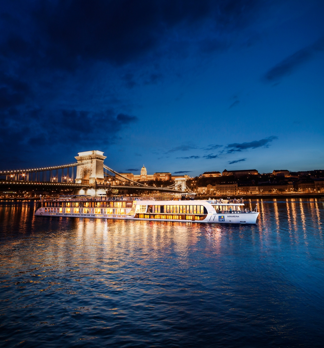 5 Star Luxury River Cruises Through Eurooe: APT And AmaWaterways' Ships Take Top Ten Spots In Travel