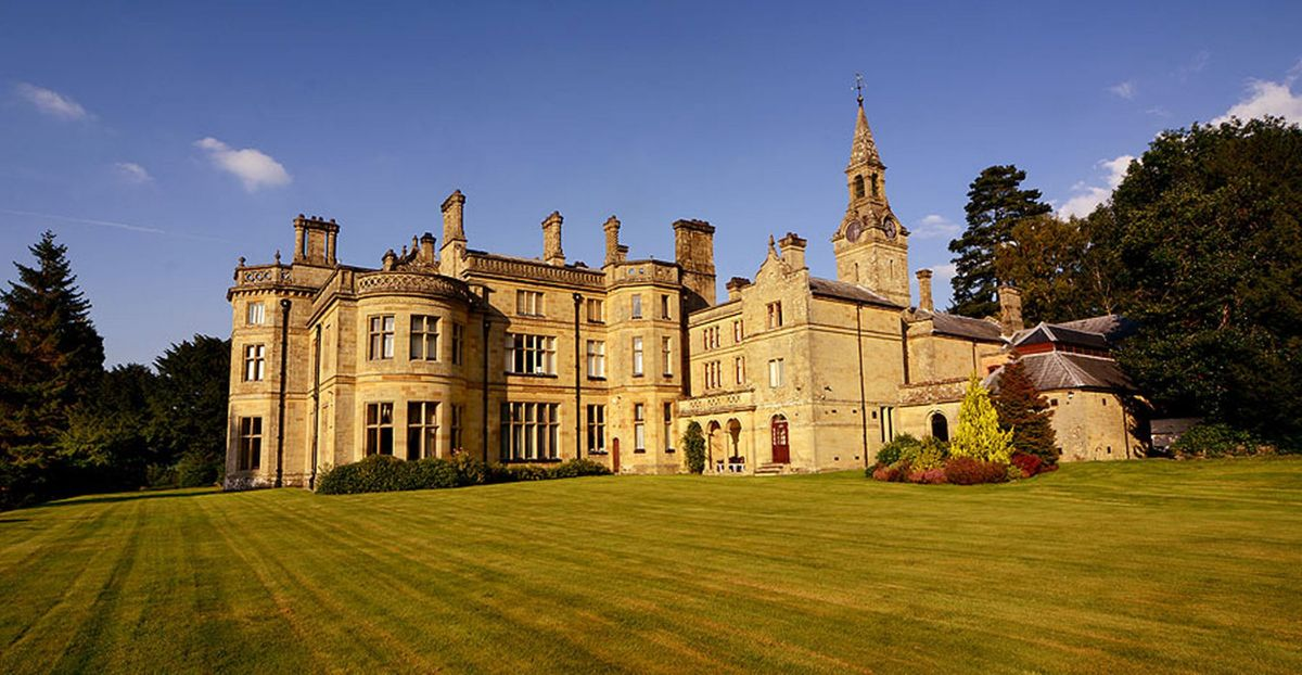 Pal hall in wales joins small luxury hotels of the world for Exclusive hotels of the world